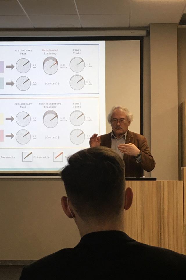 Заседание «Клуба Бионженеров»— мастер класс от П.М. Балабана