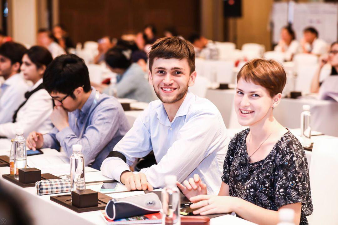 Сергей Бойков, Александра Гаврилова и Алина Трофимова приняли участие в международной летней школе «Brain Facts»